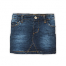 Φούστα girls deep indigo denim skirt Minoti